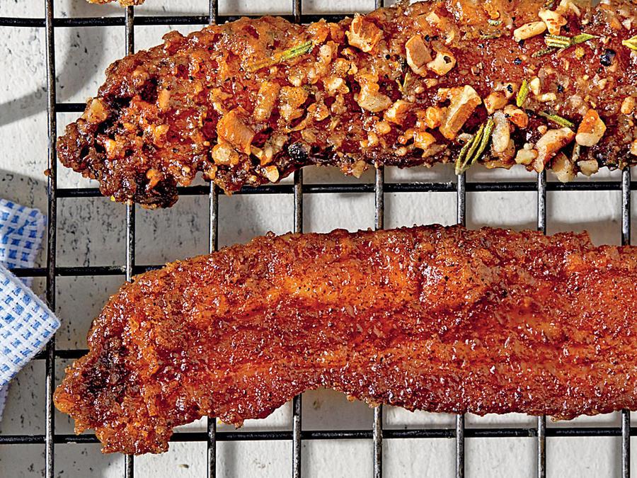 Barbecue Bacon