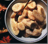 Bananas in a Rich Coconut Sauce