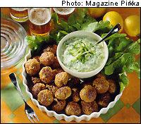 Meatballs Lihapullat