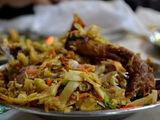 Sri Lankan Food Visitors Have to try – Kottu Roti