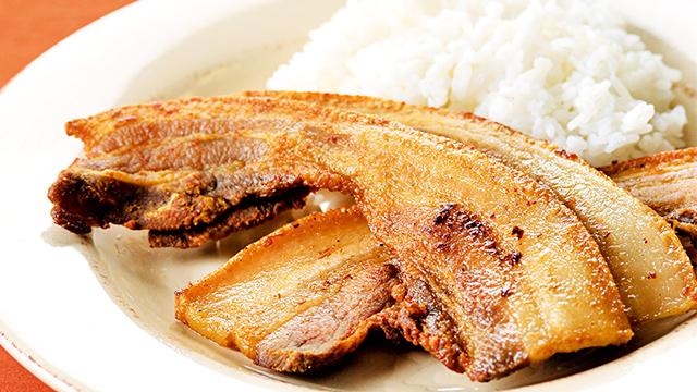 Bacon Liempo