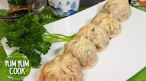 How_to_Make_the_Steamed_Beef_Dumplings