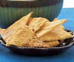 Toasted Pita Chips