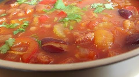 How to Cook the Chorizo Soup