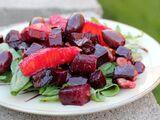 Orange-scented Beet Salad
