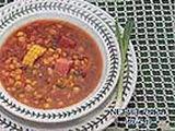 Corn Soup Tibetan-style
