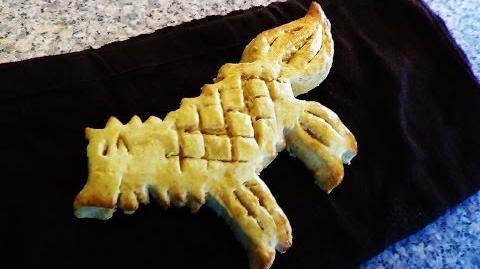 Direwolf Bread- Game of Thrones RECIPE