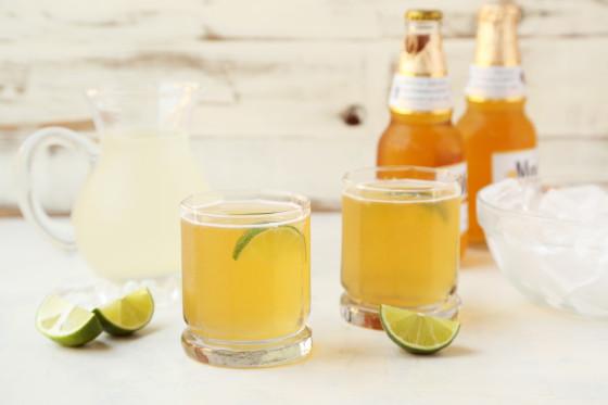 Lager and Lemon-Limeade