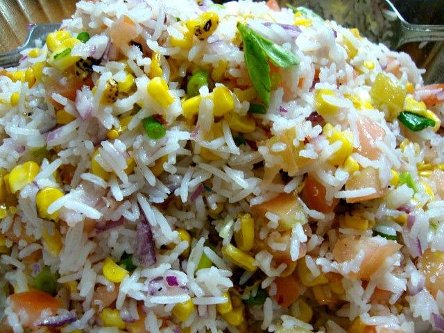 Rice Salad With Sweet Corn Recipes Wiki Fandom