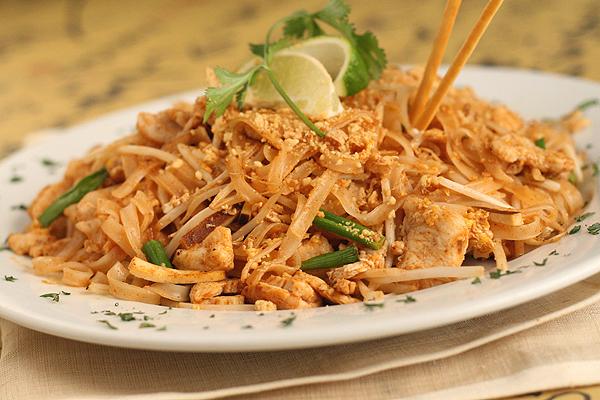 Pork Pad Thai