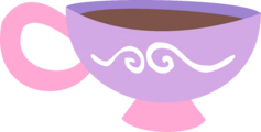 Tea cup my little pony style by lelekhd-d6gsikn