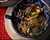 Iced Korean Cucumber Soup