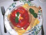 Scandinavian Raspberry Soup