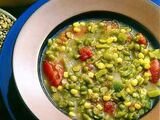 Mexican Split Pea Soup