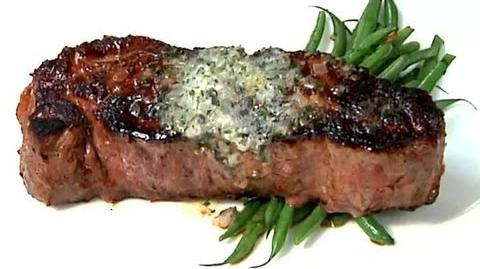 How to Cook the Garlic-Butter Steak