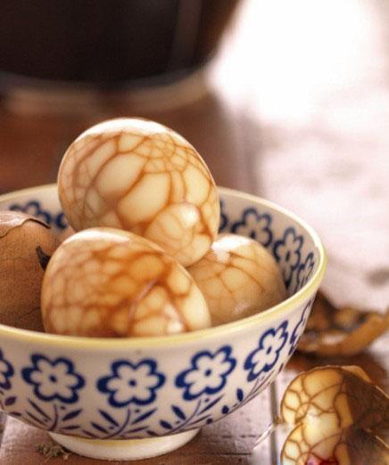 Tea Boiled Eggs