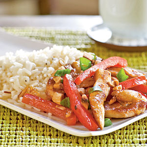 Mary's Fave Stir-fry