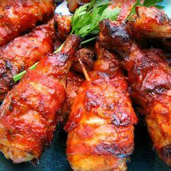 Barbeque Chicken with Barbados Marinade