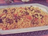 Rice with Chicken Liver