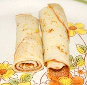 Roly-Poly Pancake with filling, cut in half to illustrate rolling.jpg