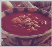 Thick Vegetable Soup