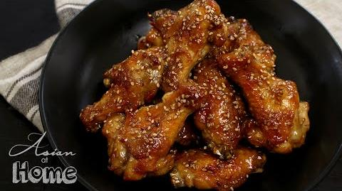 How_to_Cook_Sesame_Chicken_Wings