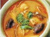 Seafood Mulligatawny Soup