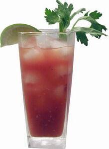 Elocina's Bloody Mary