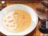 Creamy Prawn Soup