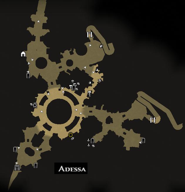 Adessa Laboratories - map .png
