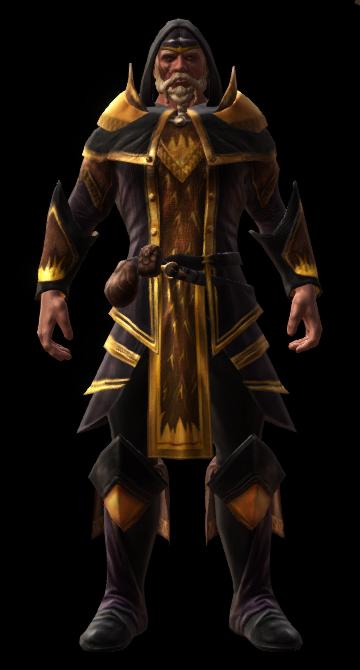 Lachlan's Armor Set
