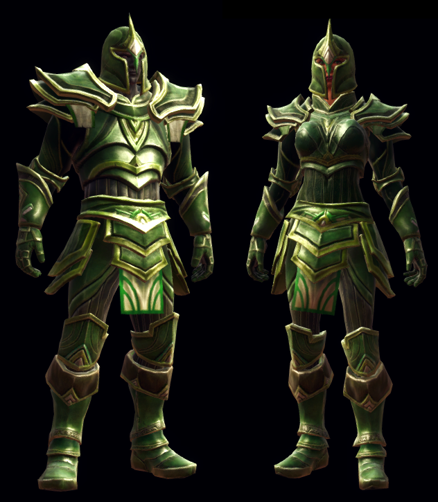 Sylvanite Cuirass