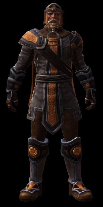 The Valley Armor Set