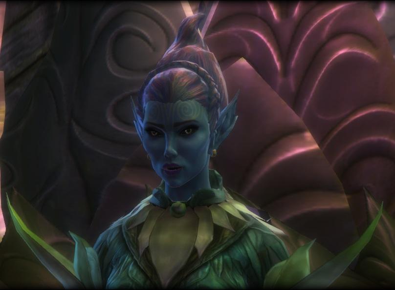 Queen Belmaid