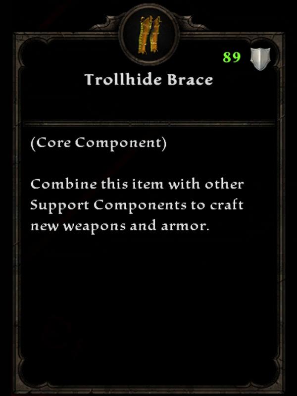 Trollhide Brace