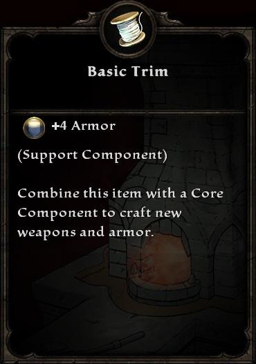Basic Trim