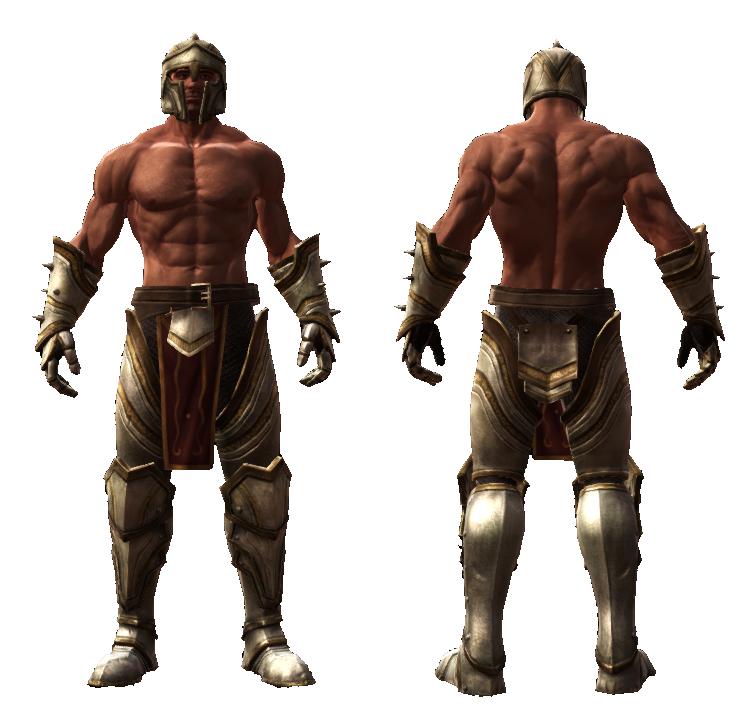 Helius Armor Set