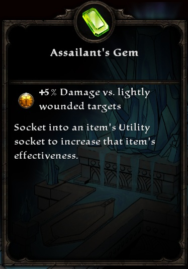 Assailant's Gem