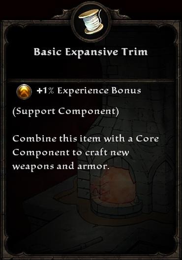 Basic Expansive Trim