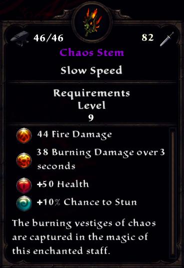 Chaos Stem