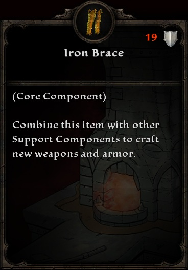 Iron Brace