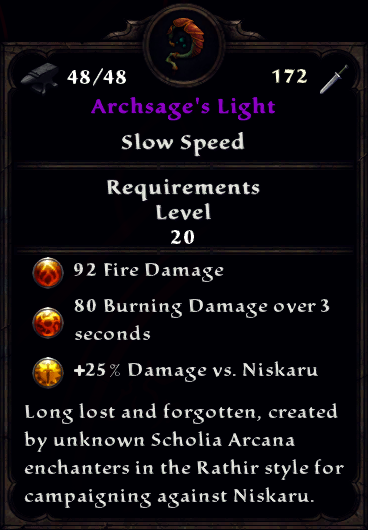Archsage's Light