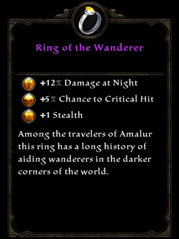 Ring of the Wanderer