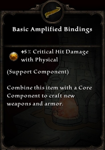 Basic Amplified Bindings
