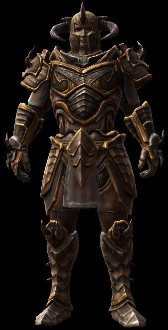 Kerrod's Armor Set