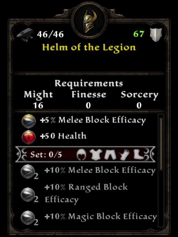 Helm of the Legion
