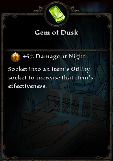 Gem of Dusk