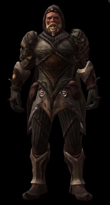 Sorrow Armor Set