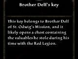 Delf's Key