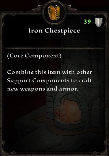 Iron Chestpiece